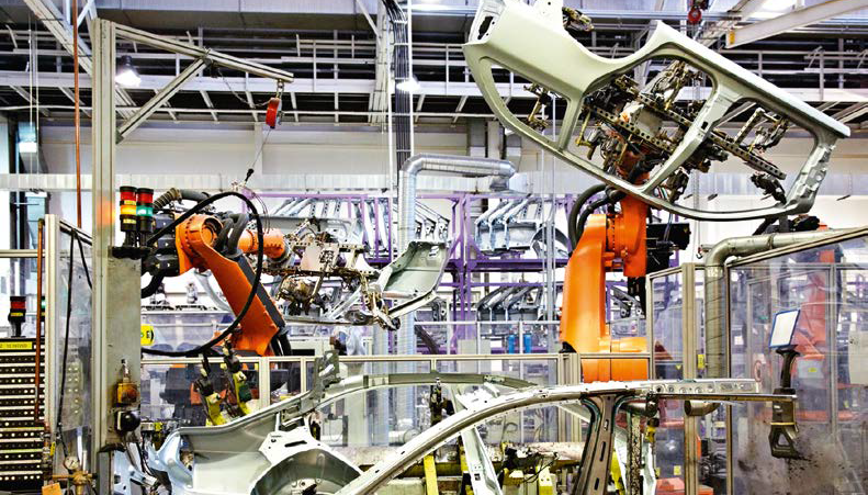 Industry 4.0, time for a change – and the Czech Republic is sleeping