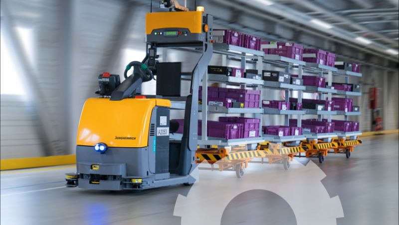 Warehouse  Automation: The Technologies